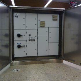 EC-Products iso sähkökaappi