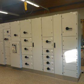 EC-Products Oy sähkökaappiyhdistelmä