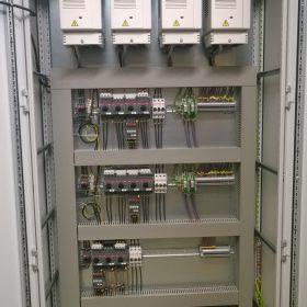EC-Products Oy sähkökaappi